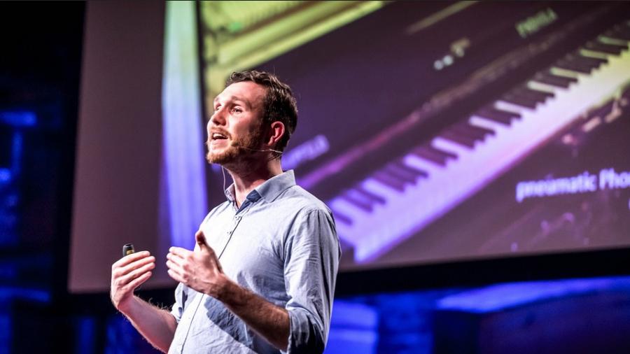 TEDx Talk über IAAF